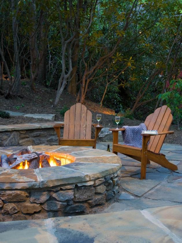 #backyardfirepitideas